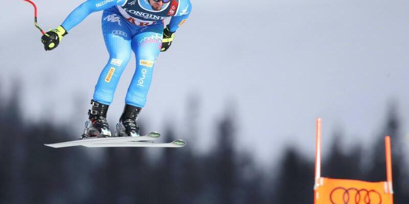 Dominik Parais - Foto: Expa/Johann Groder/APA