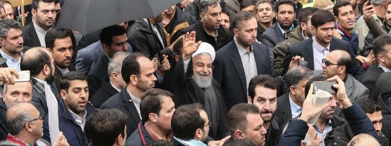 Großkundgebung - Foto: Saeid Zareian