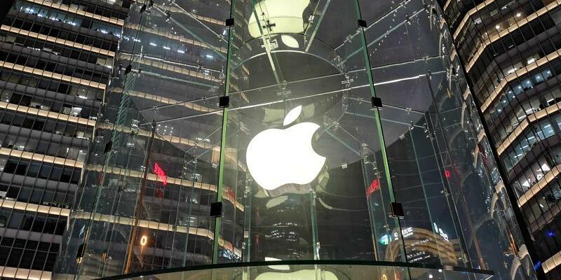 Apple Store in Shanghai - Foto: Wang Gang/SIPA Asia via ZUMA Wire