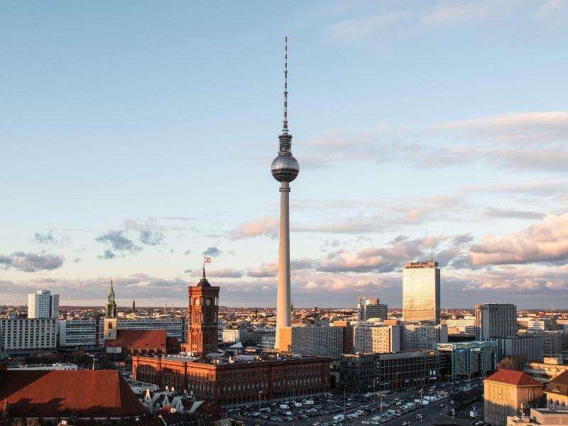Sonne in Berlin - Foto: Paul Zinken