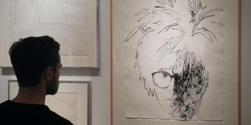 Andy Warhol - Foto: Johannes Schmitt-Tegge
