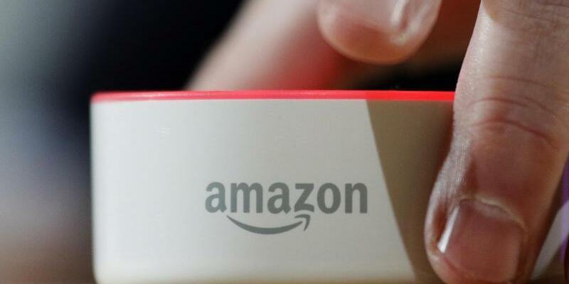 Amazons Echo-Lautsprecher - Foto: Elaine Thompson/AP/dpa