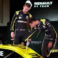 Renault-Renner - Foto: Andrew Matthews/PA Wire
