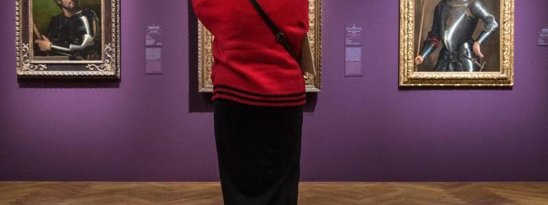Tizian-Ausstellung im Frankfurter Städel - Foto: Boris Roessler