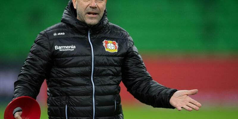 Bayer-Coach - Foto: Marius Becker