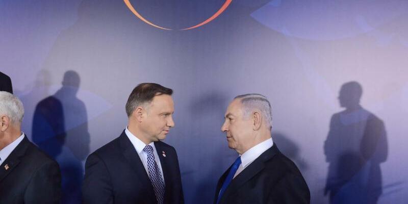 Nahost-Konferenz in Warschau - Foto: Jakub Kaminski/PAP