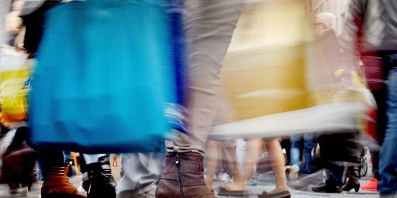 Einkaufstüten - Foto: Henning Kaiser