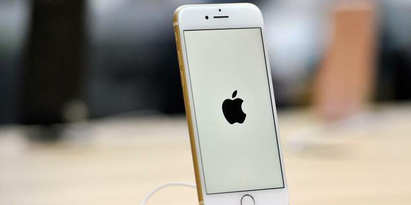 Apple -  iPhone 7 - Foto: Joel Carrett/AAP/dpa