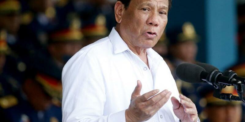 Rodrigo Duterte - Foto: Bullit Marquez/AP