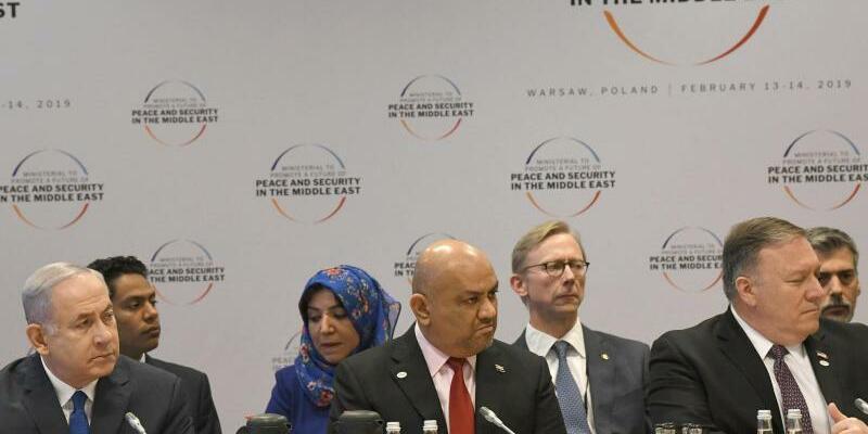 Nahost-Konferenz in Warschau - Foto: Amos Ben Gershom/Prime Minister of Israel