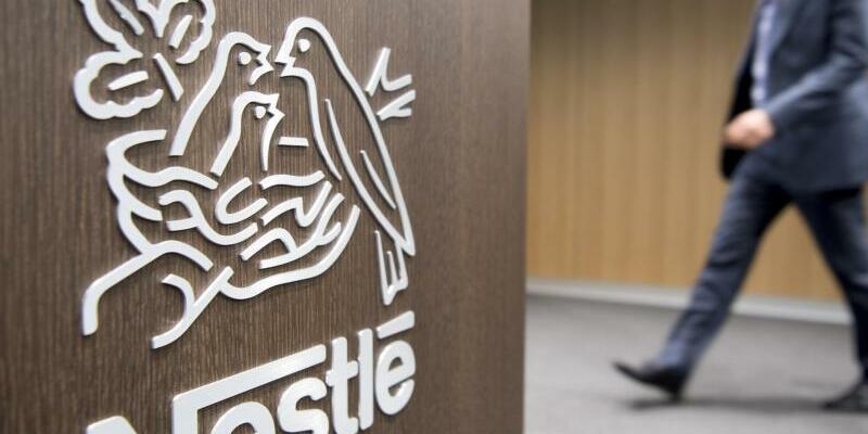 Nestle - Foto: Laurent Gillieron/KEYSTONE/dpa