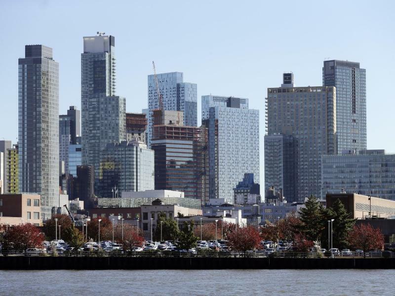 New York - Foto: Mark Lennihan/AP/Archiv