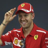 Sebastian Vettel - Foto: Ng Han Guan