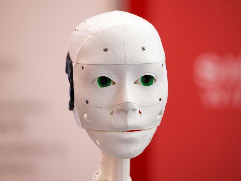 Künstliche Intelligenz - Foto: Friso Gentsch