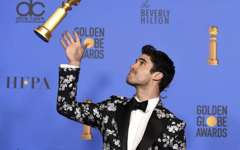 Darren Criss - Foto: Jordan Strauss/Invision/AP