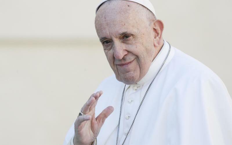 Papst Franziskus - Foto: Andrew Medichini/AP