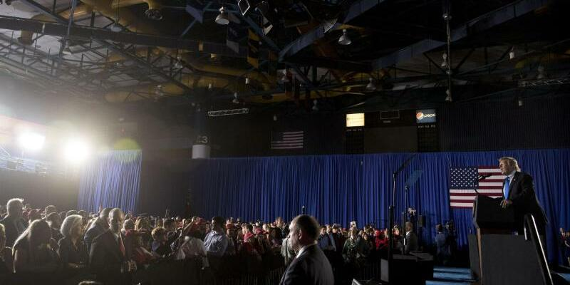 Präsident der USA - Foto: Andrew Harnik/AP