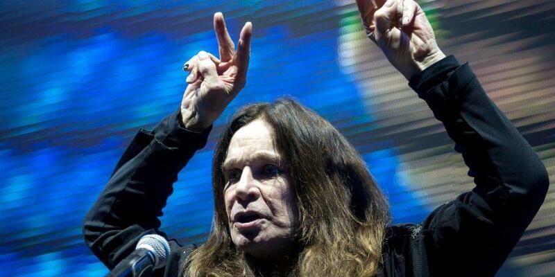 Ozzy Osbourne - Foto: Balazs Mohai/MTI