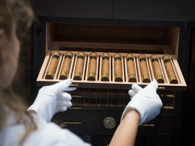 Kuba steigert Zigarren-Absatz - Foto: Bernd Thissen