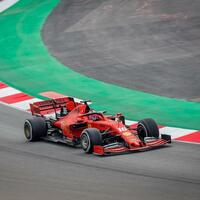 Ferrari-Pilot - Foto: Javier Martinez De La Puente/SOPA Images via ZUMA Wire