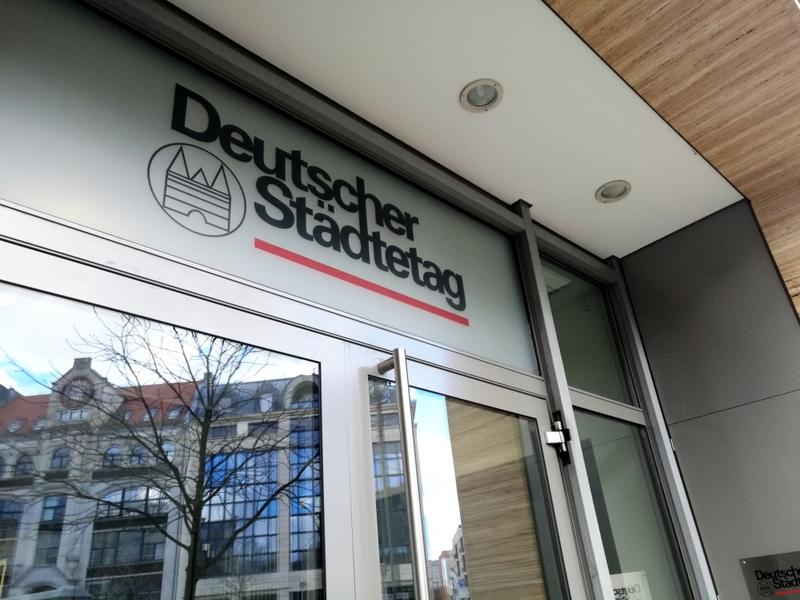 Deutscher Städtetag - Foto: über dts Nachrichtenagentur