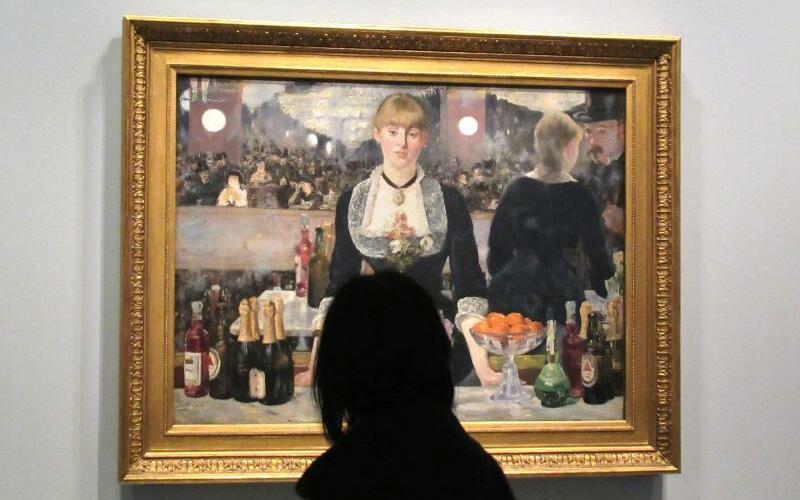 Edouard Manet - Foto: Sabine Glaubitz