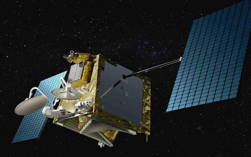OneWeb-Satellit im Weltall - Foto: WorldVu LLC/Airbus