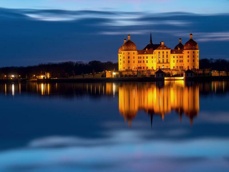 Schloss - Foto: Monika Skolimowska