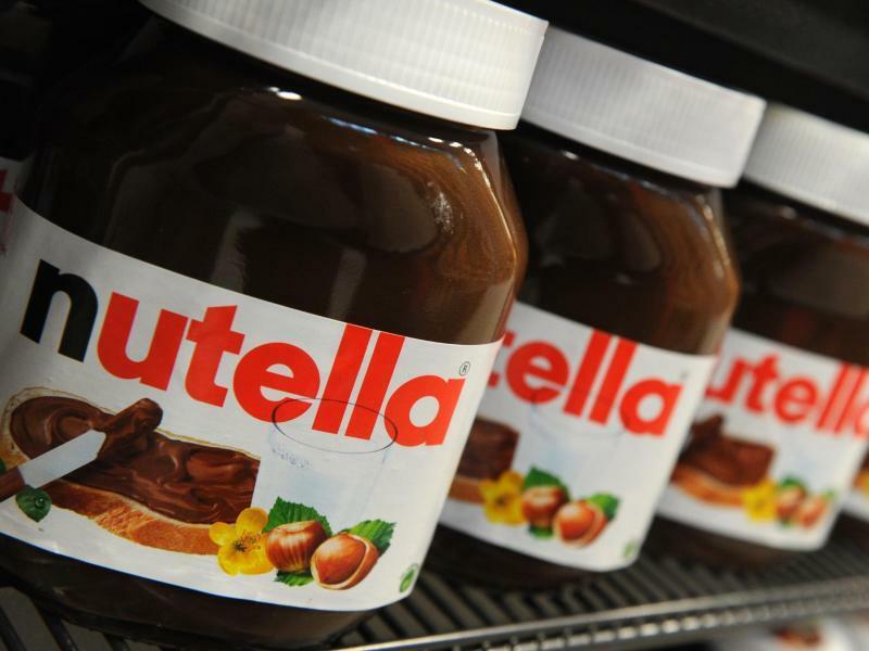 Nutella - Foto: Marcus Brandt