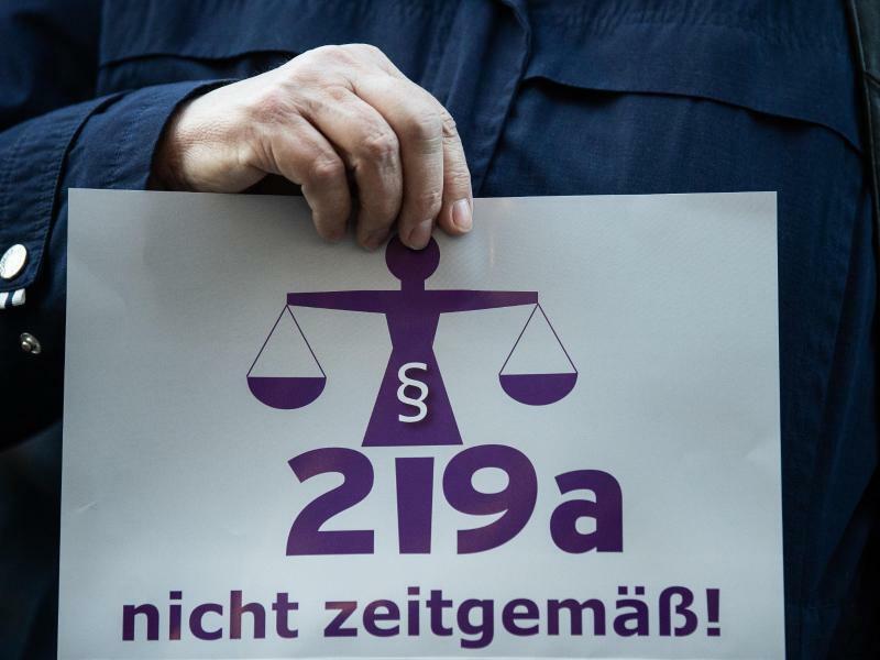 Paragraf 219a - Foto: Silas Stein