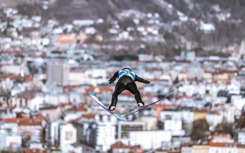 Skispringen - Foto: Expa/Dominik Angerer/APA