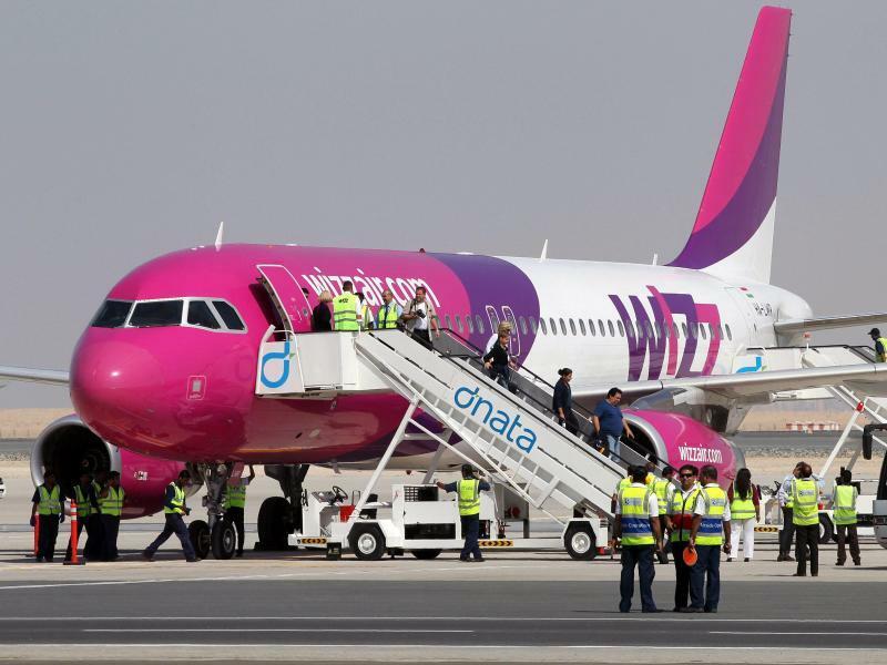 Wizz Air - Foto: Ali Haider/EPA/dpa