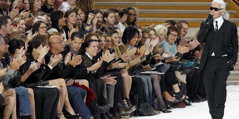 Fashion Week Paris - Foto: Ian Langsdorn/EPA