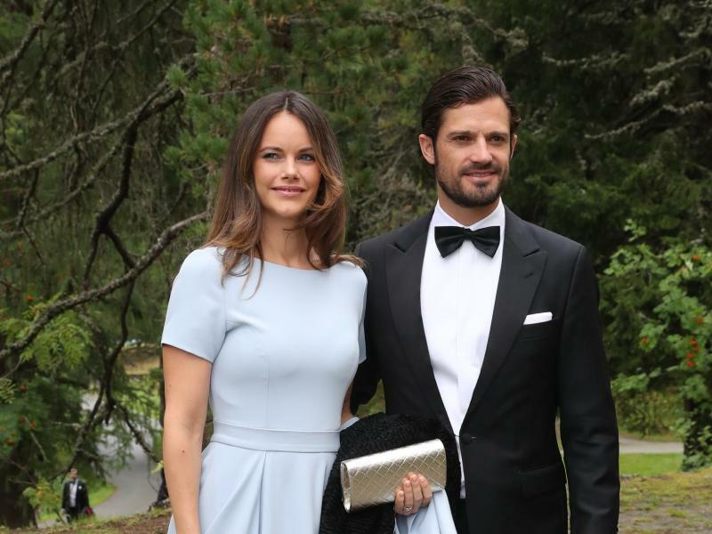 Prinz Carl Philip & Prinzessin Sofia - Foto: Franziska Kraufmann