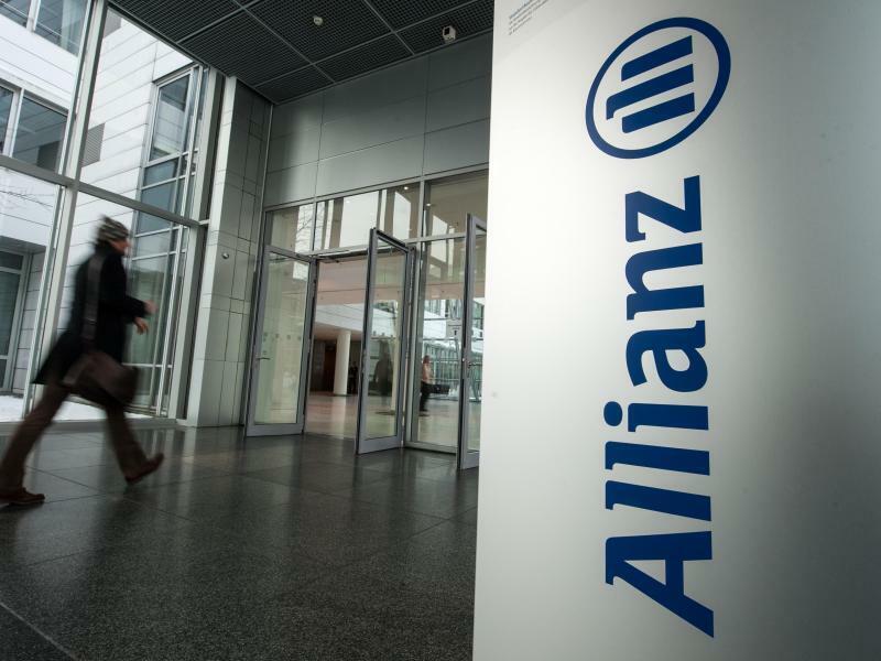 Versicherungskonzern Allianz - Foto: Armin Weigel