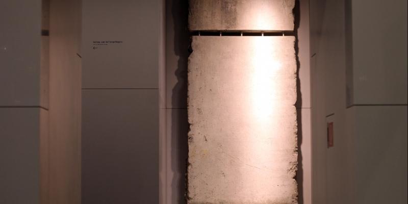 Berliner Mauer im Museum - Foto: über dts Nachrichtenagentur