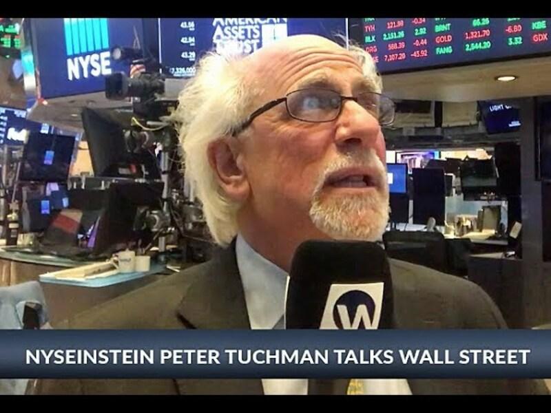 Erneut ein aufreibender Tag an der Börse, doch der Kurse steigen. NYSEinstein Peter Tuchman berichtet. - Foto: anlegerverlag.de