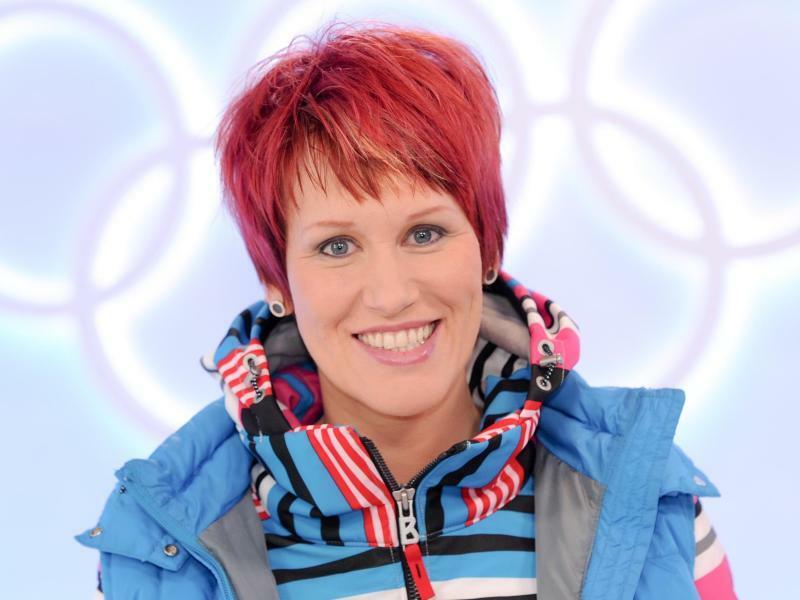 Biathlon-Olympiasiegerin - Foto: Tobias Hase