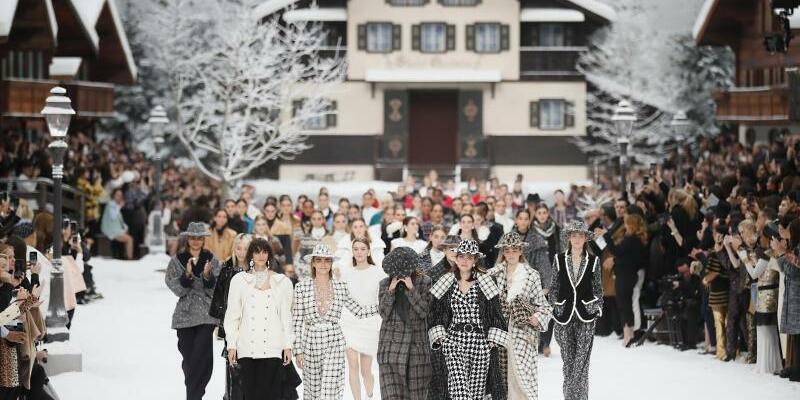 Fashion Week in Paris - Chanel - Foto: François Mori/AP
