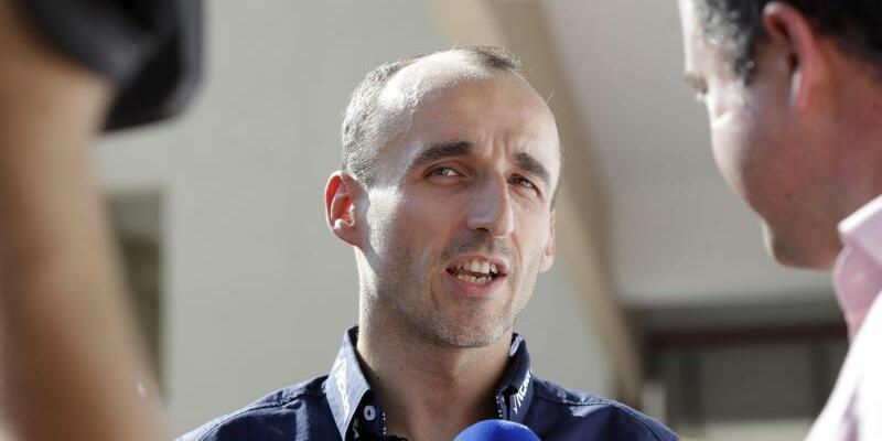 Robert Kubica - Foto: Luca Bruno/AP