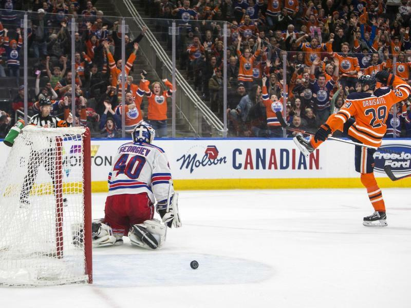 Leon Draisaitl - Foto: Amber Bracken/The Canadian Press/AP
