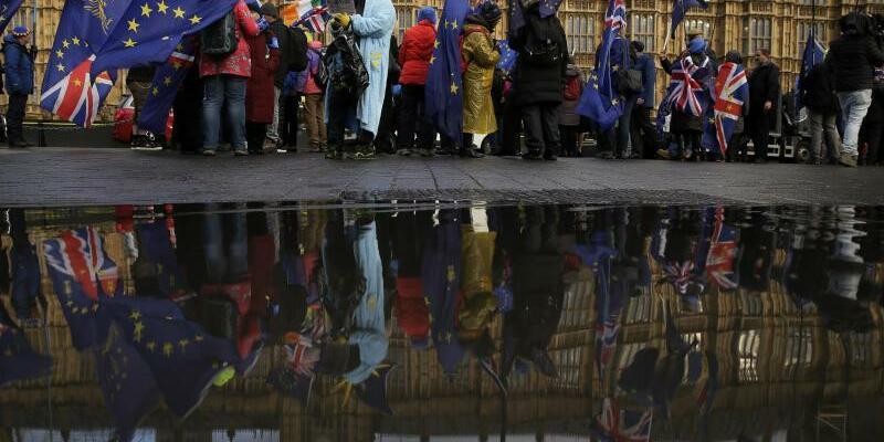Brexit - Foto: Tim Ireland/AP