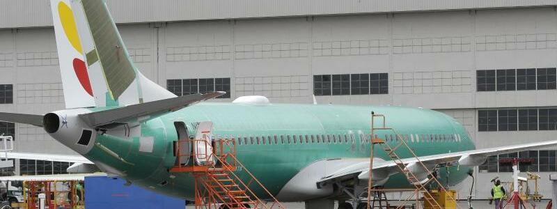 Boeing 737 Max 8 - Foto: Ted S. Warren/AP