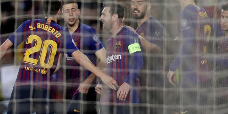 FC Barcelona - Olympique Lyon - Foto: Manu Fernandez/AP