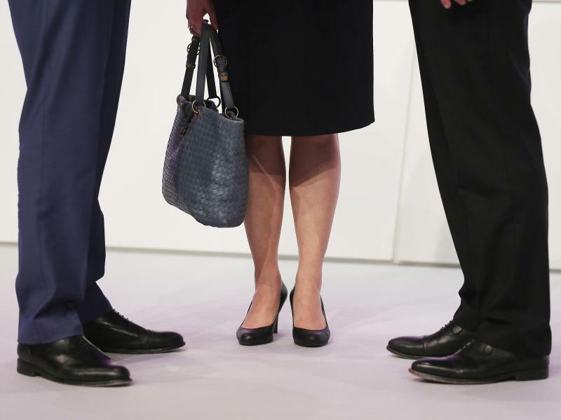 Gehaltslücke zwischen Männern und Frauen - Foto: Oliver Berg/Archiv