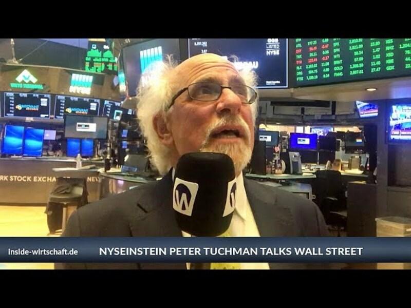 Wie reagieren die Kurse auf die Krise beim Unternehmen? NYSEinstein Peter Tuchman berichtet. - Foto: anlegerverlag.de