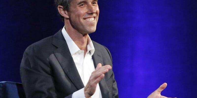 Beto O'Rourke - Foto: Kathy Willens/AP