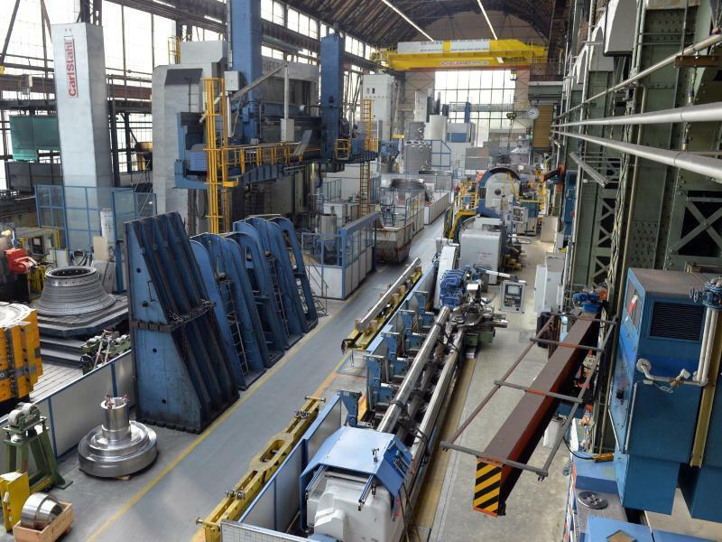 Industrieproduktion - Foto: Maurizio Gambarini