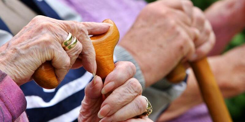 Studie zu demografischer Alterung - Foto: Oliver Berg