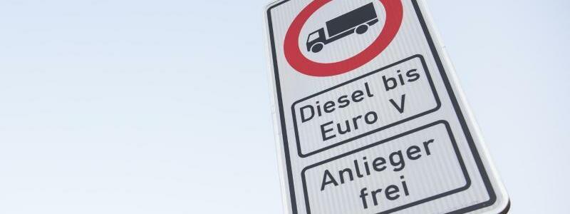 Dieselfahrverbot - Foto: Daniel Bockwoldt